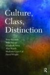 Culture class distinction