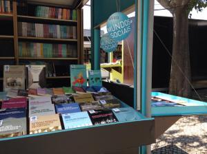 feira do livro editoras mundos sociai